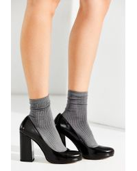 Urban Outfitters - Black Nell Platform Heel - Lyst