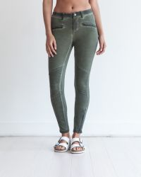 Marrakech | Green Jagger Motorcycle Legging | Lyst