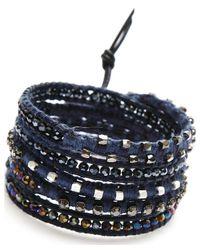 Nakamol | Multicolor Cassidy Wrap Bracelet-montana | Lyst