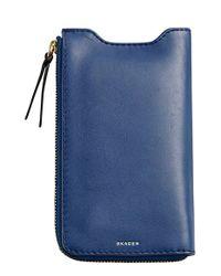 Skagen | Blue 'lilli' Smasung Galaxy S6 Sleeve | Lyst