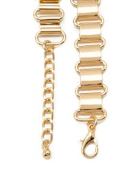 Forever 21 | Metallic Tribal-inspired Statement Necklace | Lyst