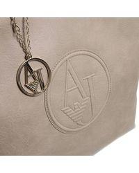 Armani Jeans | Natural Handbag Woman Giorgio Armani | Lyst