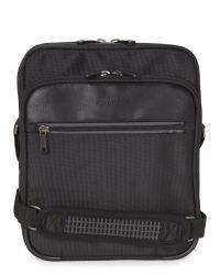 Kenneth Cole Reaction - Black It'S A Bag Deal Laptop Bag for Men - Lyst