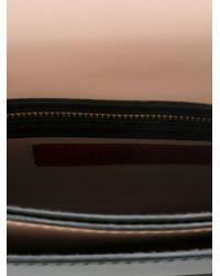 Valentino - Black 'rockstud' Clutch - Lyst