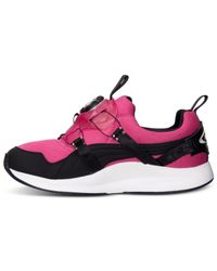 PUMA - Purple Women'S Disc Chrome Casual Sneakers From Finish Line - Lyst