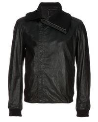 Dior Homme - Black Leather Jacket for Men - Lyst