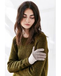 BDG - Natural Second Layer Plush Glove - Lyst