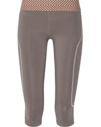 Olympia - Natural Silo Stretch-jersey Leggings - Lyst