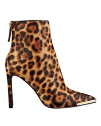 Nine West | Multicolor Turnstyle Pointy Toe Booties | Lyst
