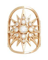 Sara Weinstock | Pink Starburst Ring | Lyst