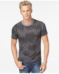 Alternative Apparel | Gray Camo T-shirt for Men | Lyst