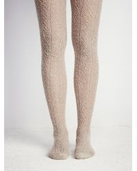 Free People | Brown Lemons Womens Reformer Cozy Tight | Lyst