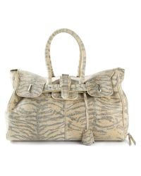 Golden Goose Deluxe Brand - Natural Paula Printed Tote - Lyst