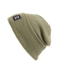 Herschel Supply Co. | Blue 'abbott' Knit Cap for Men | Lyst