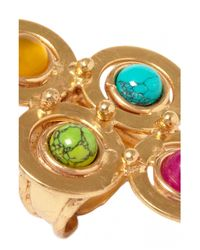 Sylvia Toledano | Multicolored Cross Ring | Lyst
