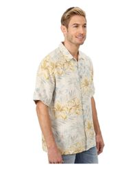 Tommy Bahama | Natural Linen Social S/s for Men | Lyst