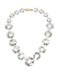 Ippolita | Metallic Gemma Drama 18karat Gold Quartz Necklace | Lyst