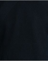 Zara | Black Rib Knit Sweater for Men | Lyst