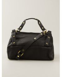 Golden Lane - Black Tote Bag - Lyst