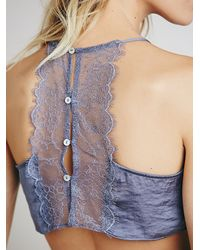 Free People - Blue Eclipse Brami - Lyst