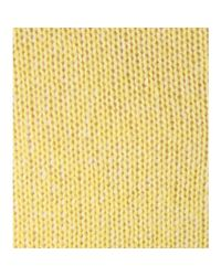 Dorothee Schumacher - Yellow Softest Touch Cashmere Sweater - Lyst