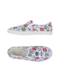 Bucketfeet | White Low-tops & Trainers for Men | Lyst