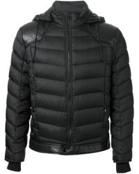 Saint Laurent - Black Classic Padded Jacket for Men - Lyst