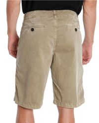 Lucky Brand   Natural Vista Straight Leg Shorts for Men   Lyst
