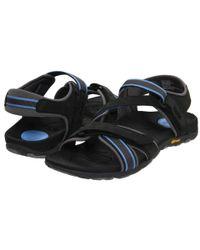 Vionic - Gray Muir ™ Sport Recovery Adjustable Sandal - Lyst