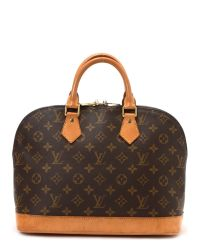Louis Vuitton - Brown Handbag - Vintage - Lyst
