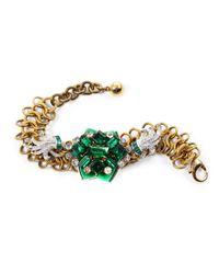 Lulu Frost - Green 100 Year Bracelet #2 - Lyst