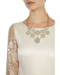 Coast - Metallic Queenie Necklace - Lyst