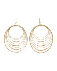 Guess - Metallic earrings - Lyst