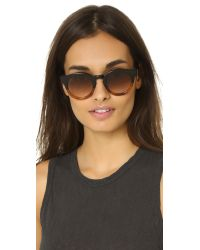 Sunday Somewhere - Black Soelae Sunglasses - Lyst