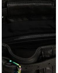 Alexander Wang - Black 'marti' Backpack - Lyst