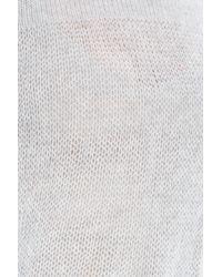 Rag & Bone - Gray Phillipa Sweater - Lyst