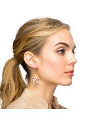 Lulu Frost - Multicolor Vivien Drop Earring - Lyst
