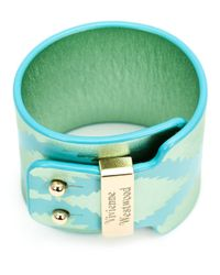 Vivienne Westwood | Green 'celeste' Cuff | Lyst