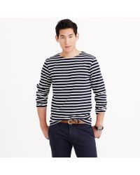 Saint James | Blue Unisex Meridien Ii Nautical T-shirt for Men | Lyst