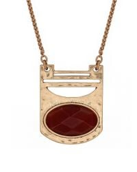 Lucky Brand | Metallic Statement Pendant Necklace | Lyst