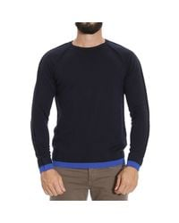 Iceberg | Black Sweater for Men | Lyst