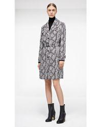 HUGO | Black Polo Neck Sweater In New Wool: 'sineade' | Lyst