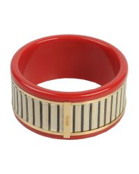 Fendi - Red Bracelet - Lyst