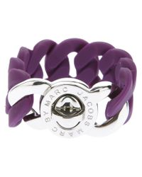 Marc By Marc Jacobs | Purple 'katie' Bracelet | Lyst