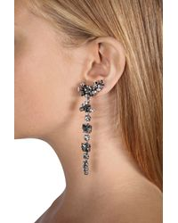 Dorothee Schumacher | Metallic Crystal Edge Ear Clip | Lyst