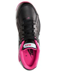 Nike - Black Air Max Ivo Ltr Running Sneakers - Lyst