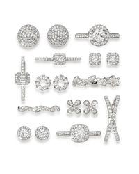 Astley Clarke - Metallic Diamond Wrap Ring - Lyst