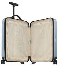 Rimowa - Mini Light Blue Salsa Air Cabin Suitcase for Men - Lyst