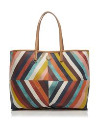 Tory Burch - Multicolor Tote - Kerrington Square - Lyst