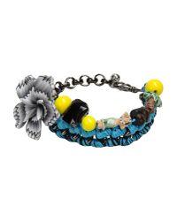 Venessa Arizaga - Blue Bracelet - Lyst